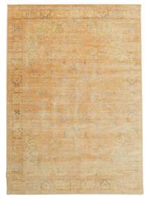 Maharani - Narandžasta Sag 200X300 Moderni Svjetlosmeđa/Narančasta/Tamna Bež ( Turska)