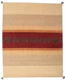 Loribaf Loom Sag 172X241 Autentični Moderni Ručno Uzlan Tamna Bež/Tamnocrvena (Vuna, Indija)