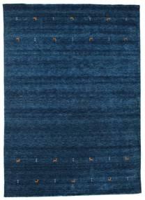 Gabbeh Loom Two Lines - Tamno Plava Sag 240X340 Moderni Tamnoplava (Vuna, Indija)
