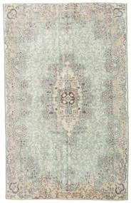 Obojeni Vintage Sag 178X286 Autentični Moderni Ručno Uzlan Svjetlosiva/Pastelno Zelena (Vuna, Turska)