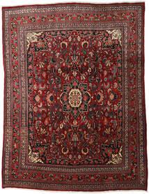 Bidjar Sag 260X347 Autentični Orijentalni Ručno Uzlan Tamnocrvena/Tamnosmeđa Veliki (Vuna, Perzija/Iran)