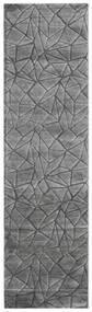 Patio - Siva Sag 100X350 Moderni Staza Za Hodnik  Tamnosiva/Svjetlosiva ( Turska)