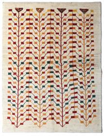 Gabbeh Persia Sag 151X198 Autentični Moderni Ručno Uzlan Bež/Svjetlosiva (Vuna, Perzija/Iran)