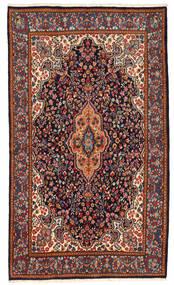 Kerman Sag 147X253 Autentični  Orijentalni Ručno Uzlan Tamnosiva/Crna (Vuna, Perzija/Iran)