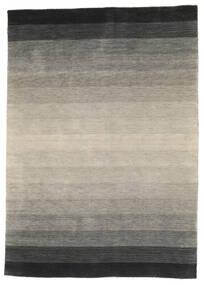 Loribaf Loom Sag 170X240 Autentični  Moderni Ručno Uzlan Svjetlosiva/Tamnozelena (Vuna, Indija)