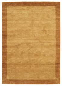 Handloom Frame - Zlatna Sag 160X230 Moderni Svjetlosmeđa/Smeđa (Vuna, Indija)