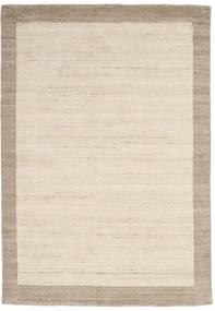 Handloom Frame - Prirodni/Pijesak Sag 160X230 Moderni Bež/Svjetlosiva (Vuna, Indija)