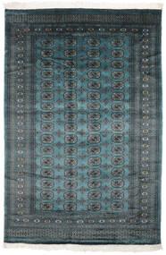 Pakistan Bokhara 2Ply Sag 160X237 Autentični  Orijentalni Ručno Uzlan Crna/Tamna Tirkizna   (Vuna, Pakistan)