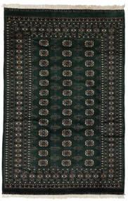 Pakistan Bokhara 2Ply Sag 160X239 Autentični  Orijentalni Ručno Uzlan Crna (Vuna, Pakistan)